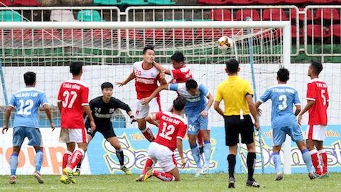 Giải bóng đá U21 Quốc gia 2019: Phố Hiến và Hà Nội vào chung kết