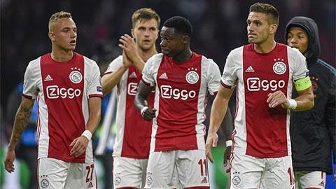 Ajax bị trừng phạt nặng ở trận làm khách của Chelsea