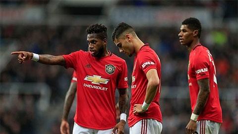 M.U có thể rơi vào nhóm xuống hạng nếu thua Liverpool