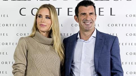 Figo tha thứ cho Ronaldo tội săm soi vợ bạn
