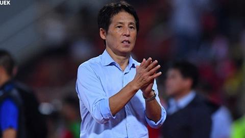 HLV Nishino: 'Thái Lan sẽ đánh bại Việt Nam ở Mỹ Đình'