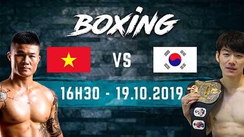 VTVcab trực tiếp sự kiện Boxing quốc tế: Victory 8: Boxing of Legend Hoàn Kiếm 2019, lần đầu tiên diễn ra tại Hà Nội