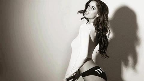 Vẻ đẹp khó cưỡng của bạn gái mới Neymar