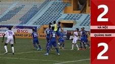 Hà Nội 2-2 Quảng Nam(Vòng 25 V.League 2019)