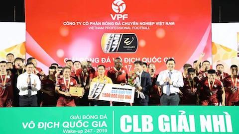 HLV Chung Hae Seong vẫn chưa tin CLB TP.HCM giành HCB V.League 2019