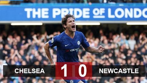 Chelsea 1-0 Newcastle: Alonso ghi bàn duy nhất, The Blues chật vật giành 3 điểm