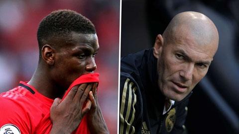 Zidane từ chối lộ chi tiết cuộc nói chuyện với Pogba