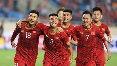 U22 Việt Nam có lịch thi đấu thuận lợi ở SEA Games 2019