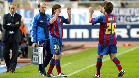 """Khoảnh khắc Lionel Messi """"bước ra thế giới"""" ngày 16/10/2004"""