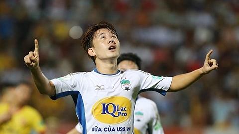 Trần Minh Vương (HAGL): 'Dành cả thanh xuân để trụ hạng…