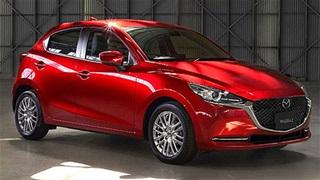 Mazda 2 2019 sắp ra mắt có thêm bản máy dầu, cạnh tranh Hyundai Accent, Toyota Vios