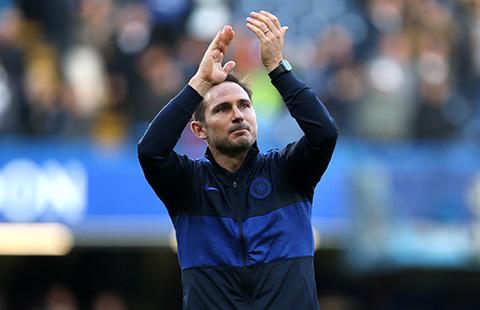 Lampard đã tìm ra công thức chiến thắng