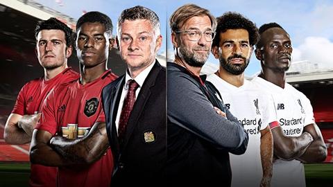 3 điểm nóng quyết định đại chiến M.U vs Liverpool