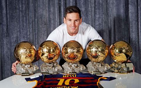 Lionel Messi là hình tượng tiêu biểu cho thành công của La Masia