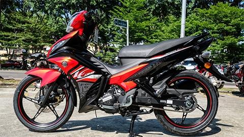Yamaha Exciter 135 thế hệ mới thiết kế tuyệt đẹp, giá 41 triệu đồng