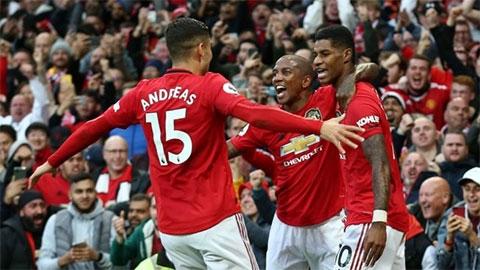 Tổng hợp vòng 9 Ngoại hạng Anh: Liverpool mất điểm ở 'chốt' M.U