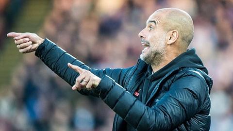 Pep Guardiola thừa nhận Man City chưa sẵn sàng vô địch Champions League