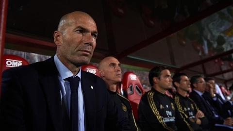 Trận chung kết đầu tiên  của Zidane