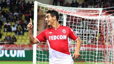 Monaco thoát khủng hoảng nhờ Ben Yedder