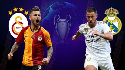 Nhận định trận đấu Galatasaray vs Real Madrid, 02h00 ngày 23/10: Sức mạnh kẻ cùng đường