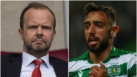 Woodward tiết lộ sự thực đằng sau việc M.U bỏ qua Bruno Fernandes