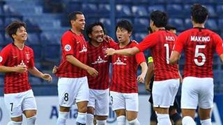 19h00 ngày 23/10: Guangzhou Evergrande vs Urawa Red