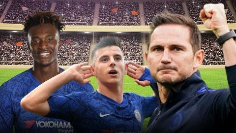 Chelsea còn phải cố gắng nhiều mới bắt kịp Ajax