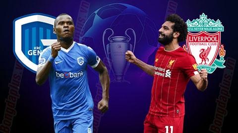 Genk vs Liverpool, 02h00 ngày 24/10: Trói chân Lữ đoàn đỏ