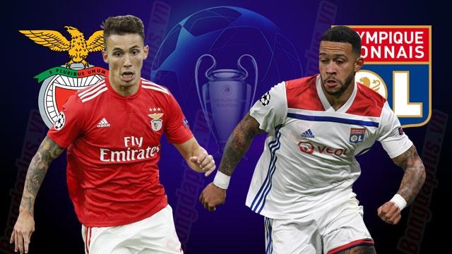 Benfica vs Lyon, 02h00 ngày 24/10: Điều kỳ diệu ở Da Luz