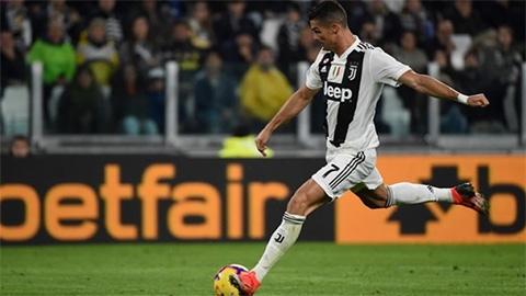Bằng chứng khó tin về sự sa sút của Ronaldo trong khả năng sút phạt