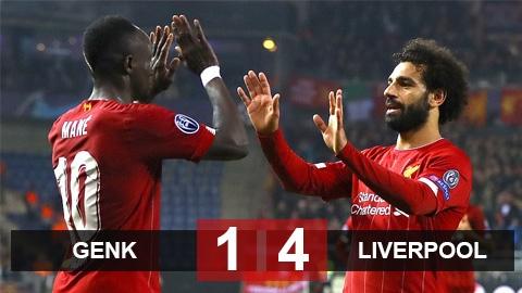 Liverpool 2-1 Tottenham: Củng cố ngôi đầu bảng