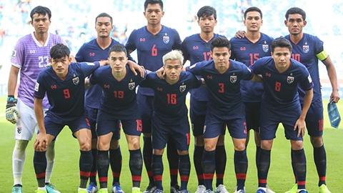 ĐT Thái Lan triệu tập nhiều hảo thủ đấu Việt Nam