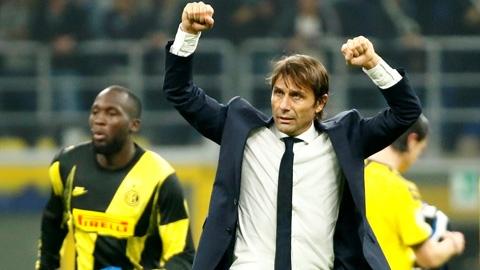 Một tay Conte lột xác Inter