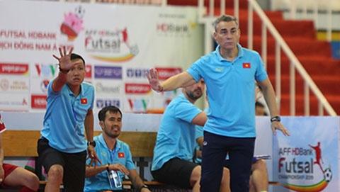 """HLV Miguel Rodrigo: """"Việt Nam phải giành vé dự VCK châu Á"""""""