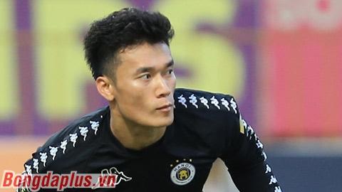 Hà Nội FC úp mở khả năng gia hạn với thủ môn Bùi Tiến Dũng