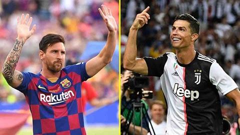 Giggs: Tôi thích Ronaldo nhưng Messi thực sự là thiên tài