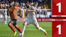 Lecce 1-1 Juventus(Vòng 9 Serie A 2019/20)