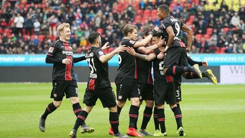Leverkusen vs Paderborn, 02h45, ngày 30/10: Tìm lại niềm vui