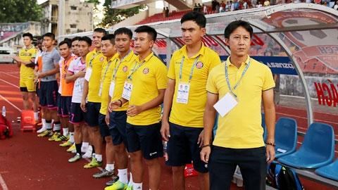 HLV Nguyễn Thành Công: 'Tôi rất tiếc khi phải nói lời chia tay Sài Gòn FC'