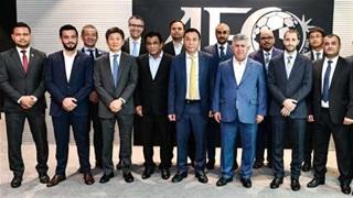 AFC nâng số đội dự AFC Champions League