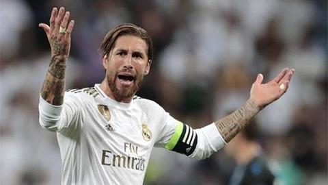 Công bố án phạt dành cho Sergio Ramos vì tội trốn thuế