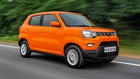 Suzuki tung ra mẫu xe ô tô giá ngang Honda SH 150 2019