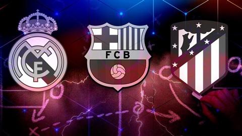 Barca, Real, Atletico: Tam hùng La Liga và những vấn đề