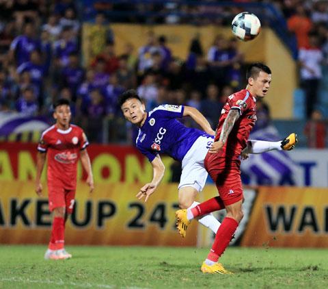 Hà Nội FC vs TP.HCM, 19h00 ngày 27/10: Đẳng cấp sẽ lên tiếng