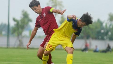 U19 Việt Nam thắng sát nút U19 Sarajevo trong trận giao hữu