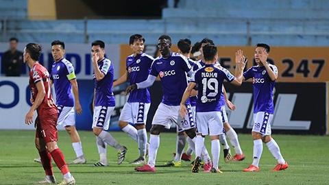 Hà Nội FC3-0 CLB TP.HCM: Tiếng nói của đẳng cấp