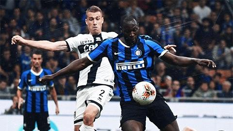 Inter 2-2 Parma: Đứt mạch thắng, Inter lỡ cơ hội lên đỉnh Serie A