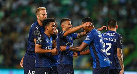 Nhờ Mendes mà Famalicao đang trở thành thế lực mới tại Bồ Đào Nha