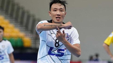 CLB Nhật Bản ký hợp đồng với 2 cầu thủ futsal Thái Sơn Nam
