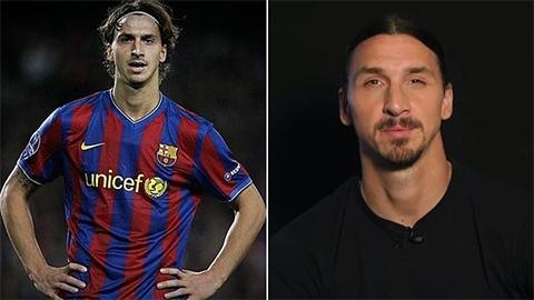 Ibrahimovic thông báo sắp trở lại Tây Ban Nha chơi bóng